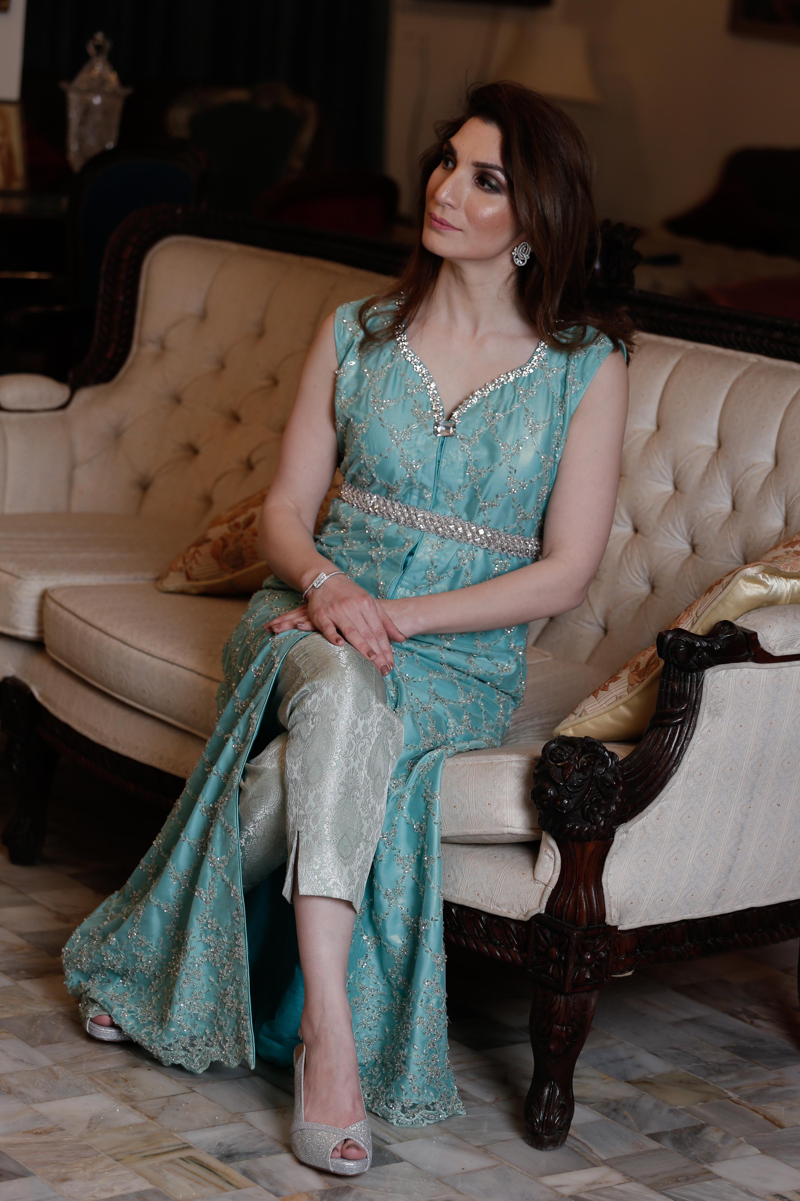 Turquoisecoat